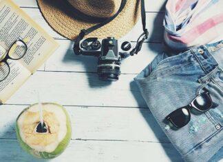 lista rzeczy na wakacje